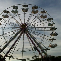 Photo taken at Anne Arundel County Fairgrounds by Maggi B. on 9/16/2012