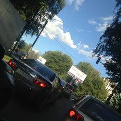 Photo taken at Пионерская улица by Тигран С. on 8/16/2013