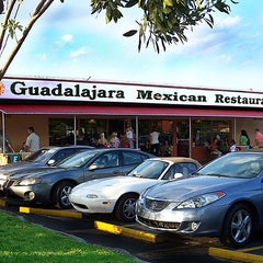 Photo taken at Guadalajara Mexican Restaurant by Miami New Times on 8/15/2014