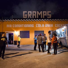 Photo taken at Gramps by Miami New Times on 7/15/2013