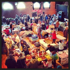 Photo taken at Somerville Winter Farmers Market by Andrea D. on 1/26/2013