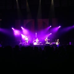 Photo taken at Agganis Arena by Andrea D. on 10/7/2012