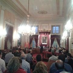 Photo taken at Ayuntamiento de Alcalá de Henares by Enrique M. on 10/16/2012
