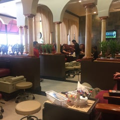 Photo taken at Venetian Nail Spa by Rebecca and Jeff C. on 9/12/2015