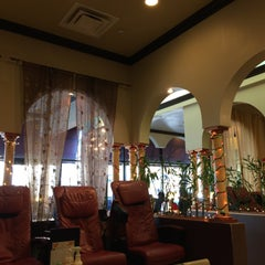 Photo taken at Venetian Nail Spa by Rebecca and Jeff C. on 12/13/2014