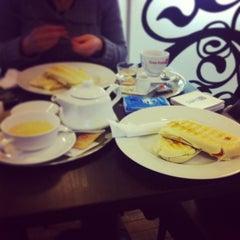 Photo taken at Café Podnebi by Dominika J. on 1/3/2013