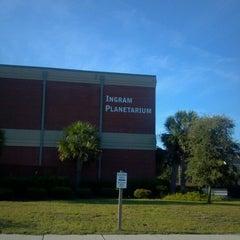 Photo taken at Ingram Planetarium by Edith G. on 9/15/2012