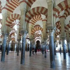 Photo taken at Mezquita-Catedral de Córdoba by .Manu A. on 3/2/2013