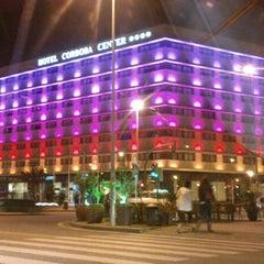 Photo taken at Hotel Córdoba Center by .Manu A. on 1/31/2013