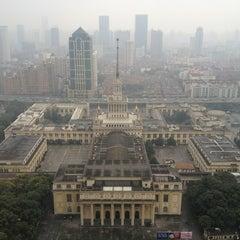 Photo taken at The Portman Ritz-Carlton, Shanghai by Vincent L. on 12/22/2012