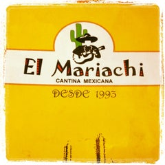 Photo taken at El Mariachi by Isabel S. on 11/15/2012