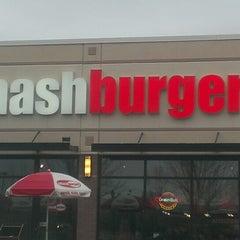 Photo taken at Smashburger by Benjamin W. on 5/10/2013