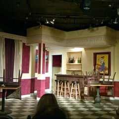 Photo taken at Laurel Mill Playhouse by Christoph on 3/2/2014