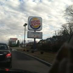 Photo taken at Burger King® by Luke B. on 3/29/2013