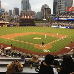 Photo taken at Petco Park by Hoss Y. on 5/23/2013