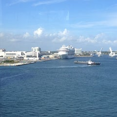 Photo taken at Carnival Freedom by Rohit A. on 12/9/2012
