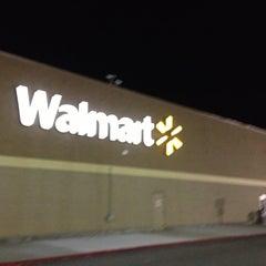 Photo taken at Walmart Supercenter by Sergio C. on 4/29/2013