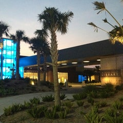 Photo taken at McAllen Public Library by Sergio C. on 5/16/2013