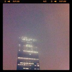 Photo taken at US Bancorp Tower by myrrh ♫. on 2/17/2012