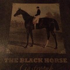 Photo taken at The Black Horse Gastropub by Diego G. on 10/17/2014