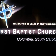 Photo taken at First Baptist Church by Rita on 9/30/2012