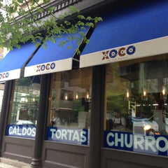 Photo taken at Xoco by Mindy S. on 5/31/2013