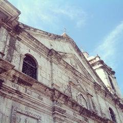 Photo taken at Basilica Minore del Santo Niño by Azanith Ann P. on 3/1/2013