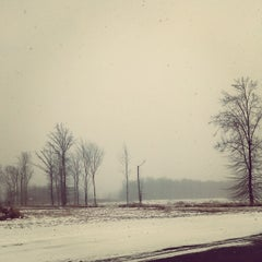Photo taken at City of Mentor-on-the-Lake by Dorjan S. on 12/24/2013