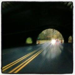 Photo taken at Rockefeller Park by Dorjan S. on 10/31/2012