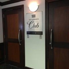 Photo taken at Admirals Club by Warren C. on 1/23/2013