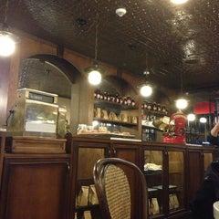 Photo taken at Devotion Cafe Hilton Bogota by Daniel M. on 1/3/2013