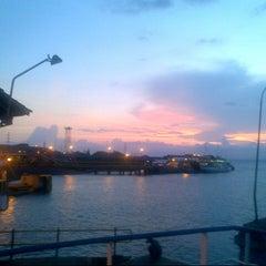 Photo taken at Pelabuhan Gilimanuk by eris r. on 11/15/2012