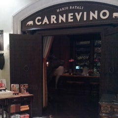 Photo taken at Carnevino by TripOrTreats.com on 4/7/2013
