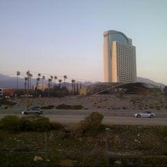 Photo taken at Morongo Casino Resort & Spa by Gayle H. on 2/19/2013