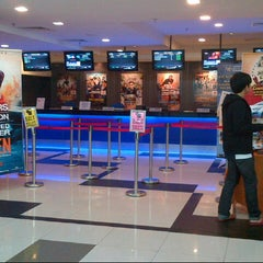 Photo taken at Golden Screen Cinemas (GSC) by Aziem D. on 10/17/2012