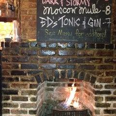Photo taken at Bar Tonique by Scott Z. on 11/25/2012