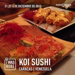 Photo taken at Koi Sushi by JImmi A. on 12/7/2013
