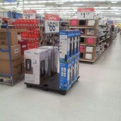 Photo taken at Walmart Supercenter by David K. on 3/4/2013