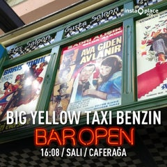 Photo taken at Big Yellow Taxi Benzin by Bilal B. on 7/23/2013