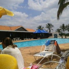 Photo taken at Mar Doce Hotel Fazenda by Valéria R. on 12/31/2012