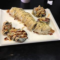 Photo taken at Sushi Express by Alvin N. on 5/15/2013