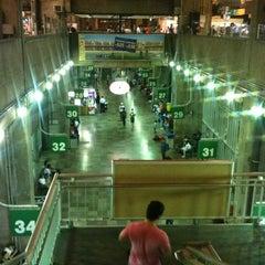 Photo taken at Terminal Rodoviário Tietê by Anderson G. on 3/16/2013