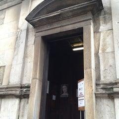 Photo taken at Chiesa di San Maurizio al Monastero Maggiore by Lorenzo C. on 1/2/2013