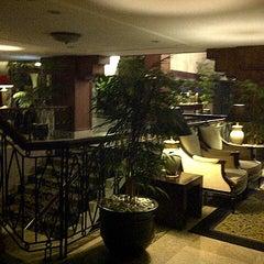 Photo taken at Gran Senyiur Hotel by Winda R. on 1/6/2013