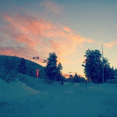 Photo taken at Levi Ski Resort by Frankie B. on 1/15/2013