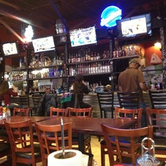 Photo taken at Bluto's Sports Grill by Kev C. on 1/30/2013