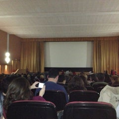 Photo taken at Cine La Esperanza by Carmen A. on 2/10/2013
