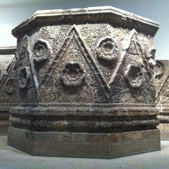 Photo taken at Museum für Islamische Kunst im Pergamonmuseum by Serhat A. on 12/4/2012