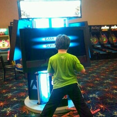 Photo taken at Funland Entertainment Center by Elizabeth M. on 1/28/2013