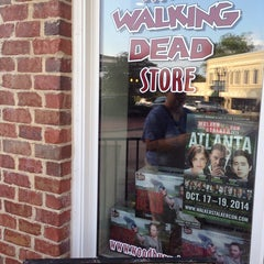 Photo taken at Historic Downtown Senoia by Jay B. on 7/19/2014